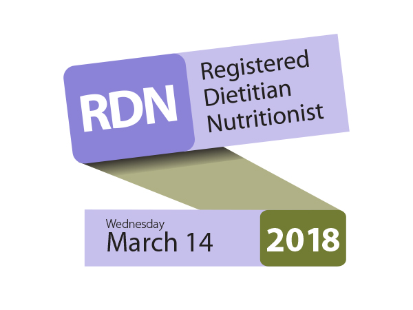 Registered Dietitian Nutritionist Day