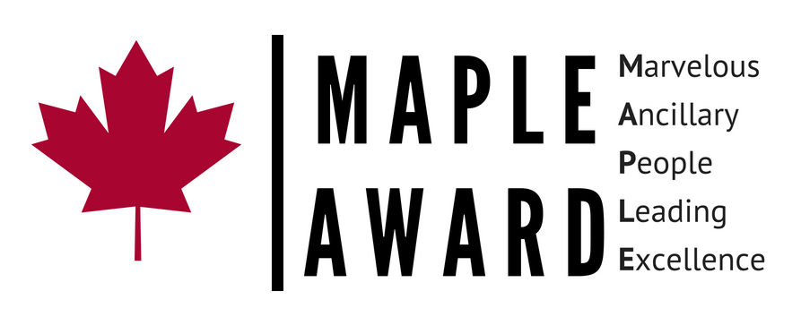 MAPLE Award logo