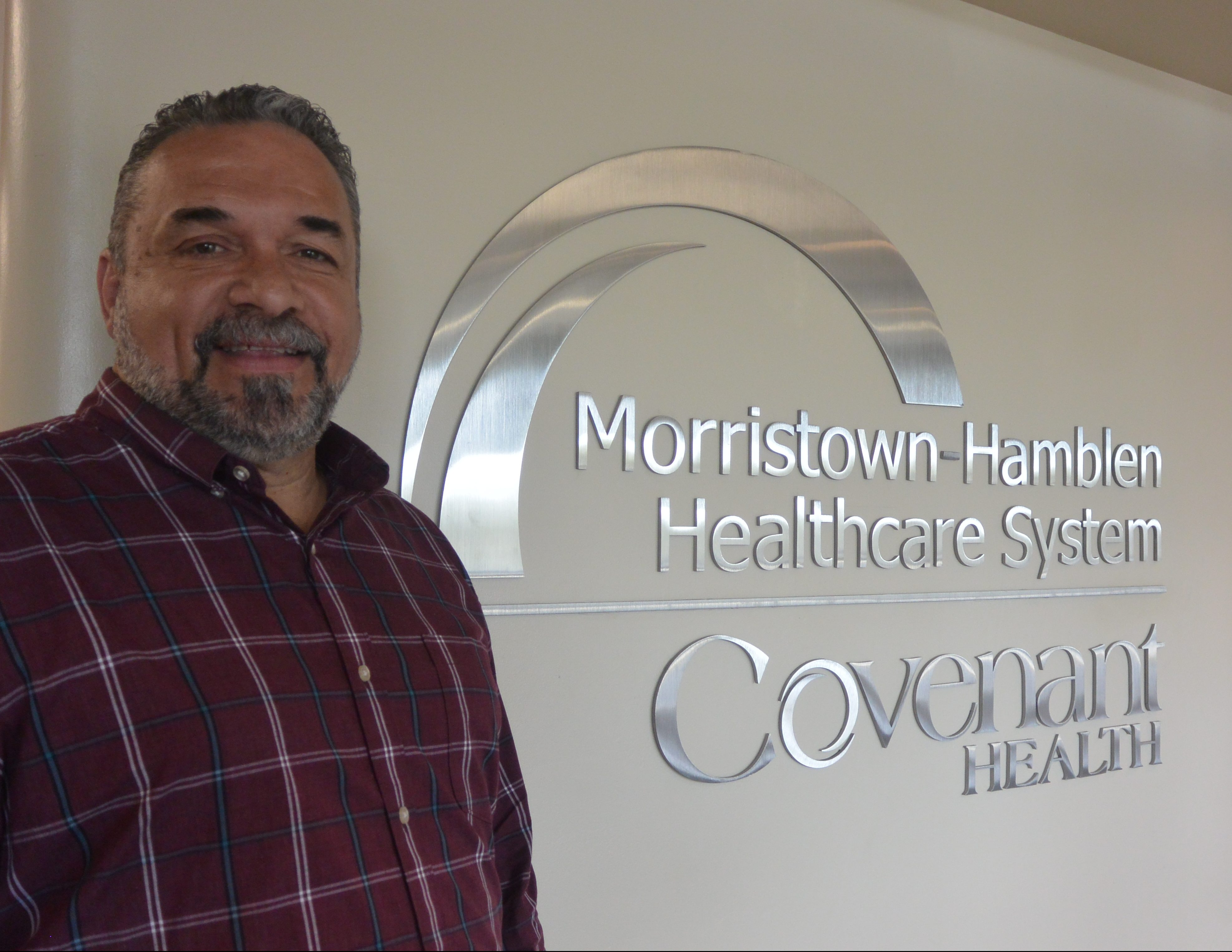 Meet Pastor Glen Dockins, a volunteer chaplain at Morristown-Hamblen Healthcare System.