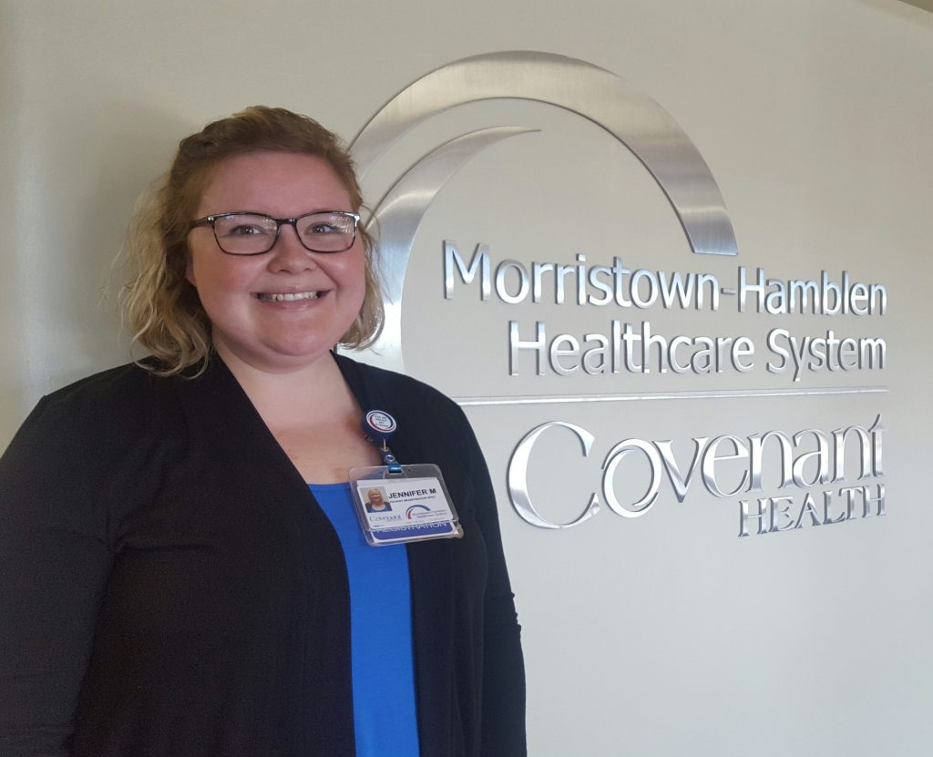 Jennifer Marshall is the Meet the Staff Monday spotlight for this week.